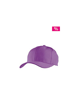 MasterDis Baseball Flexfit Cap purple