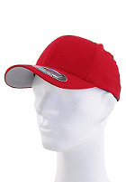 MasterDis Baseball Flexfit Cap red