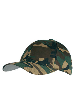 MasterDis Baseball Flexfit Cap woodland