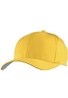MasterDis Baseball Flexfit Cap yellow