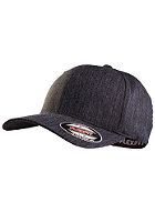MasterDis Baseball Flexfit Plaid Cap heather indigo