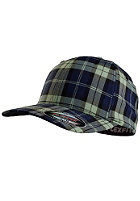 MasterDis Baseball Flexfit Plaid Cap mint