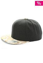 MasterDis Baseball Special Print Snapback Cap black/giraffe