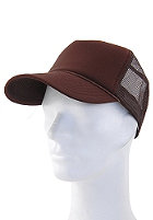 MasterDis Baseball Trucker Cap brown