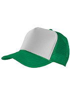 MasterDis Baseball Trucker Cap green/white