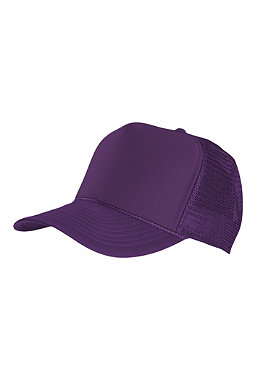 MasterDis Baseball Trucker Cap purple