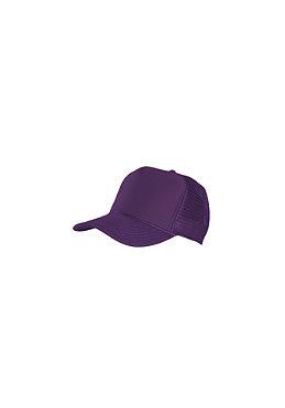 MasterDis Baseball Trucker Cap purple