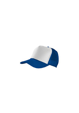 MasterDis Baseball Trucker Cap royal/white