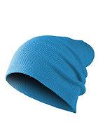 MasterDis Basic Flap Beanie turquoise