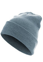 MasterDis Beanie Basic Flap Long Version ht.indigo