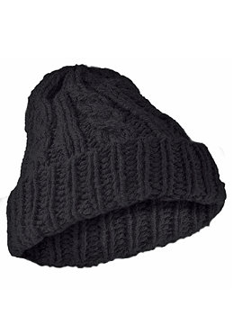 MasterDis Cabel Flip Beanie black
