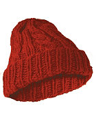 MasterDis Cabel Flip Beanie red