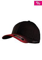 MasterDis Fade Flexfit Cap black/red