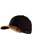 MasterDis Fade Flexfit Cap black/yellow