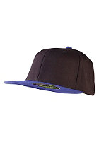 MasterDis Flexfit Premium Fitted Baseball Cap black/royal