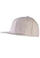 MasterDis Flexfit Premium Fitted Baseball Cap heather grey