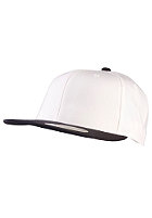 MasterDis Flexfit Premium Fitted Baseball Cap white/black