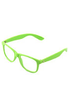 MasterDis Groove Shades Clear GStwo Sunglasses lime