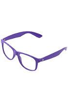MasterDis Groove Shades Clear GStwo Sunglasses purple