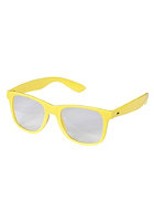 MasterDis Groove Shades Clear GStwo Sunglasses yellow