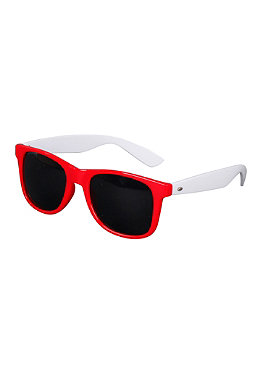 MasterDis Groove Shades GStwo Sunglasses red/white
