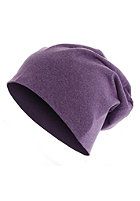 MasterDis Heather Jersey Beanie purple