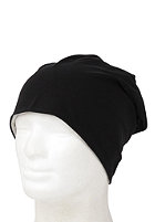 MasterDis Jersey Beanie reversible black/heather grey
