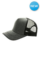 MasterDis Jersey Trucker Baseball Cap ht. charcoal/black