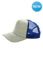 MasterDis Jersey Trucker Baseball Cap ht.grey/royal