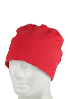 MasterDis KMA Jersey Beanie heather red