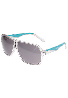 MasterDis KMA Racer Shades clear/turquoise