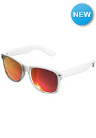 MasterDis Likoma Mirror Sunglasses white/red