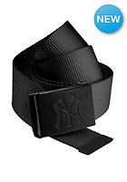 MasterDis MLB Premium Woven Belt single black black