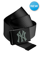 MasterDis MLB Premium Woven Belt single black grey