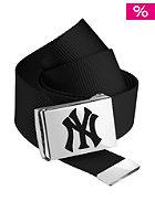MasterDis MLB Premium Woven Belt single black