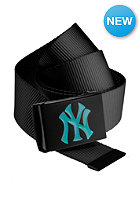 MasterDis MLB Premium Woven Belt single black turquoise