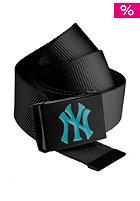 MasterDis MLB Premium Woven Belt single black turquoise
