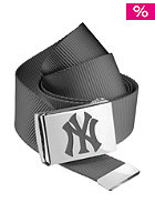 MasterDis MLB Premium Woven Belt single grey