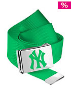 MasterDis MLB Premium Woven Belt single kelly