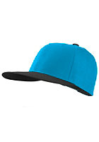 MasterDis Original Retro Blank Cap black/turquoise