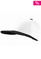 MasterDis Original Retro Blank Cap black/white