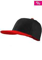 MasterDis Original Retro Blank Cap red/black