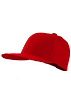 MasterDis Original Retro Blank Cap red