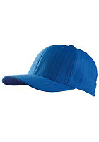 MasterDis Pinstripe Baseball Flexfit Cap blue