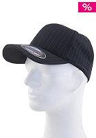 MasterDis Pinstripe Baseball Flexfit Cap grey/white