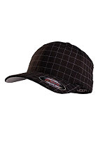 MasterDis Squarline Flexfit Cap black/white