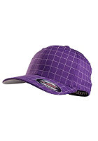 MasterDis Squarline Flexfit Cap purple/white