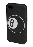MasterDis Squeeze iPhone 4 Softshell 8ball