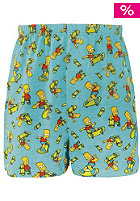 MasterDis Thirsty x Simpsons Boxer Short bart_skateboard