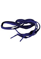 MasterDis Tube Laces 120cm 2 Tone black/royal
